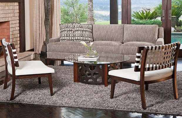 Interior Designers With Furniture Collections ~ Adriana hoyos contemporary african collection homafrica