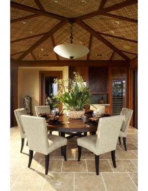 tropical-dining-room